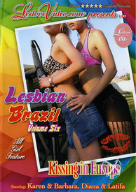 Lesbian Brazil 06 Kissing In Europe