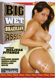 Big Wet Brazilian Asses 01