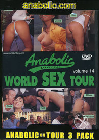 3pk Anabolic On Tour