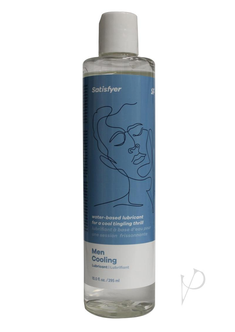 Satisfyer Men Water-based Lubricant Cooling 16 Ounce